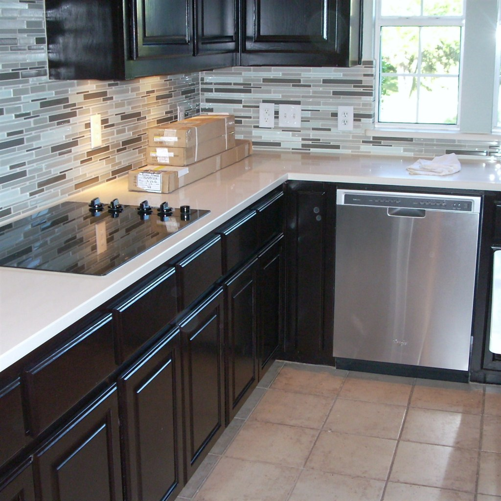 Eric cantu construction dallas tx 75218 angies list Backsplash ideas quartz countertops