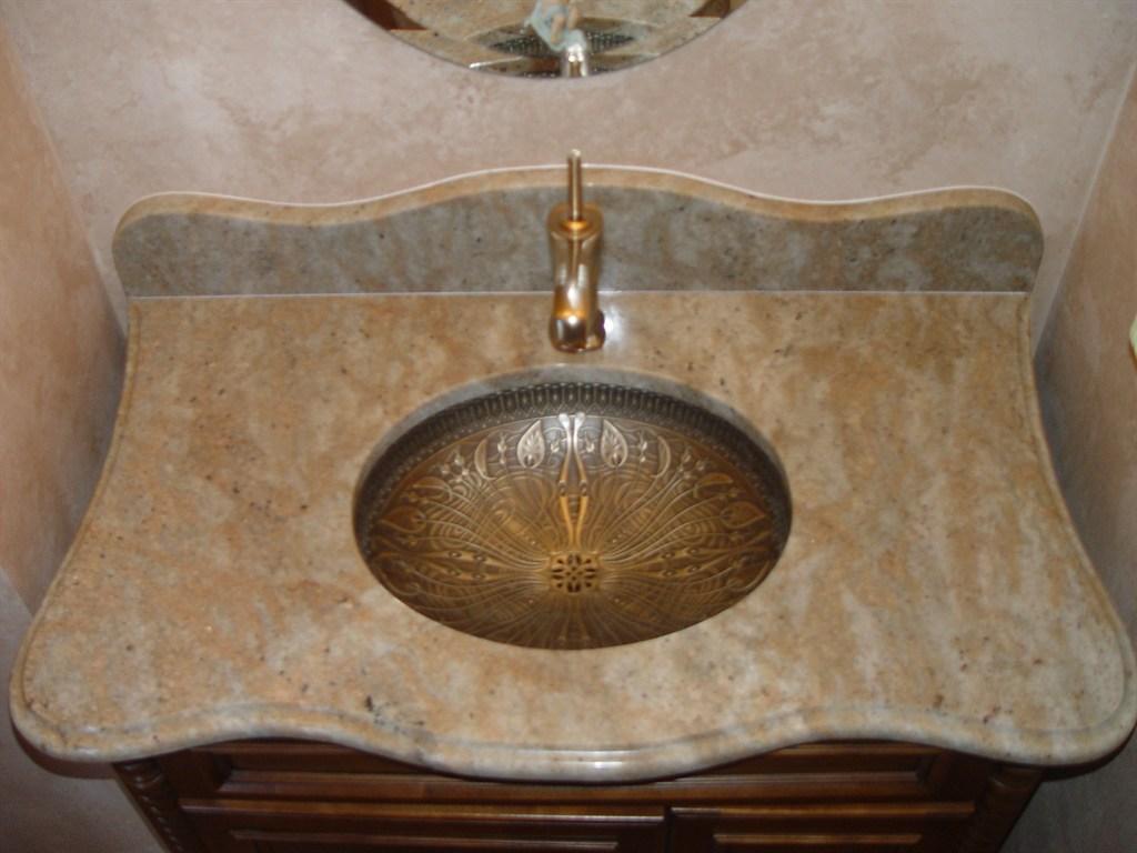 Brass Vanity Bowl