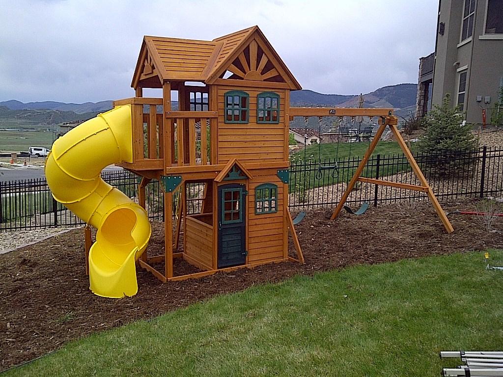 Costco Cedar Summit Mountainview PlaySet