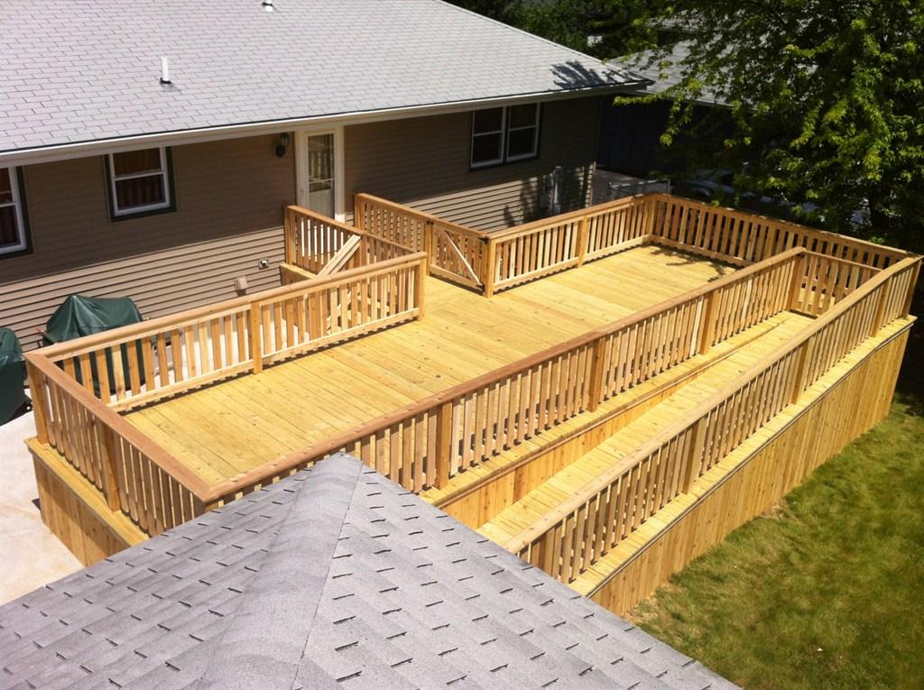 Timber Decks Inc | New Lenox, IL 60451 | Angies List