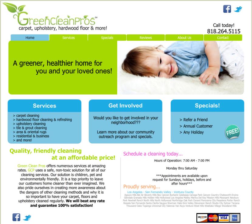 Green Clean Pros | Santa Clarita, CA 91387 | Angies List