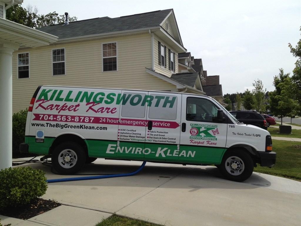 Killingsworth Environmental Home Services Monroe Nc