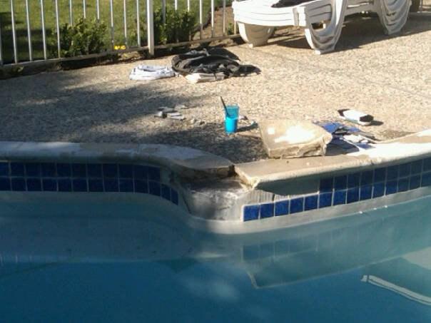 Almaden Pool Tile Repair San Jose Ca 95118 Angies List