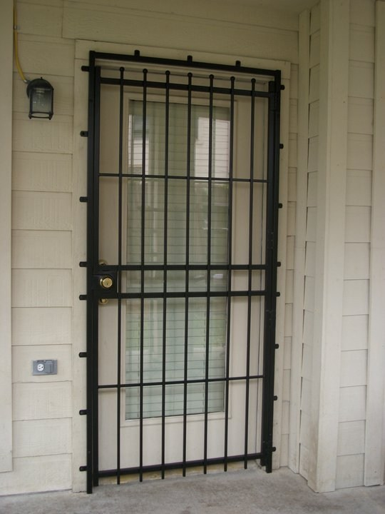 Custom Burglar Bars Houston Tx 77038 Angies List