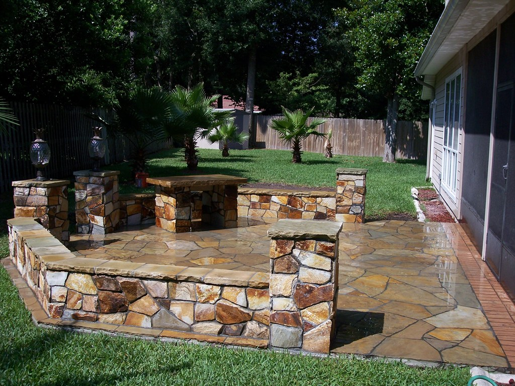 Decorative Pavers For Patios : Randy ray s jacksonville fl angies list