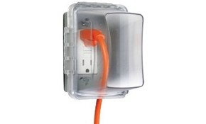 Only $125 for New Outdoor Electrical Outlet...