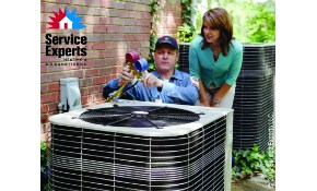 Buy One A/C Precision Tune-Up, Get a Furnace...