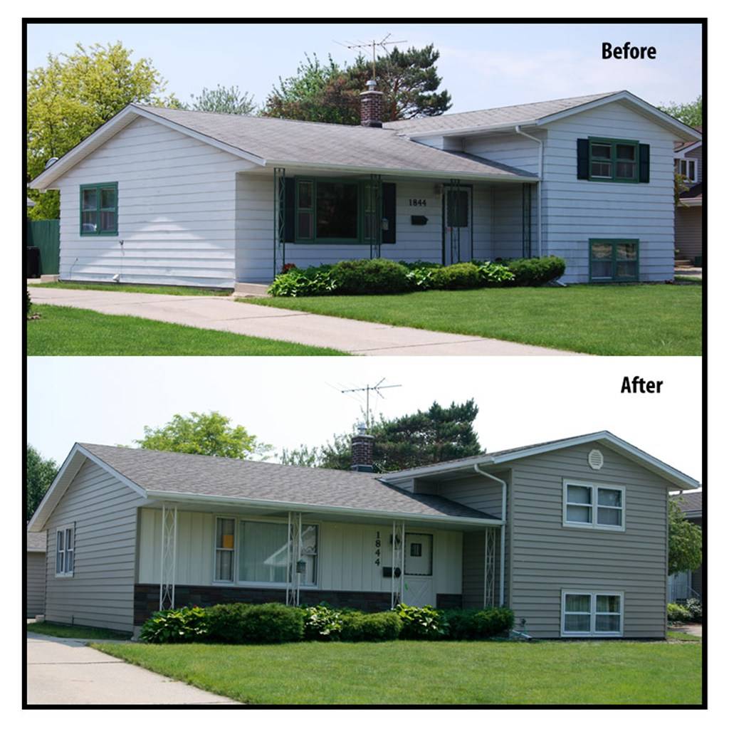 M m home remodeling services crown point in 46307 for House renovation services