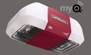 $425 for LiftMaster 8550 W Elite Series 3/4 HP Garage Door Opener Package