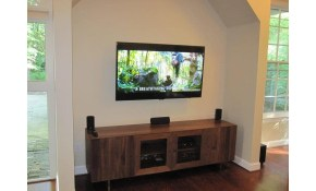 $299 for a TV Mounting with Concealment of...