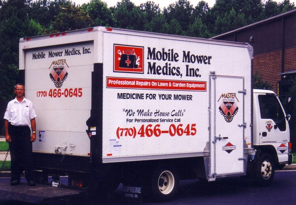 Mobile Mower Medics Inc Loganville Ga 30052 Angies List