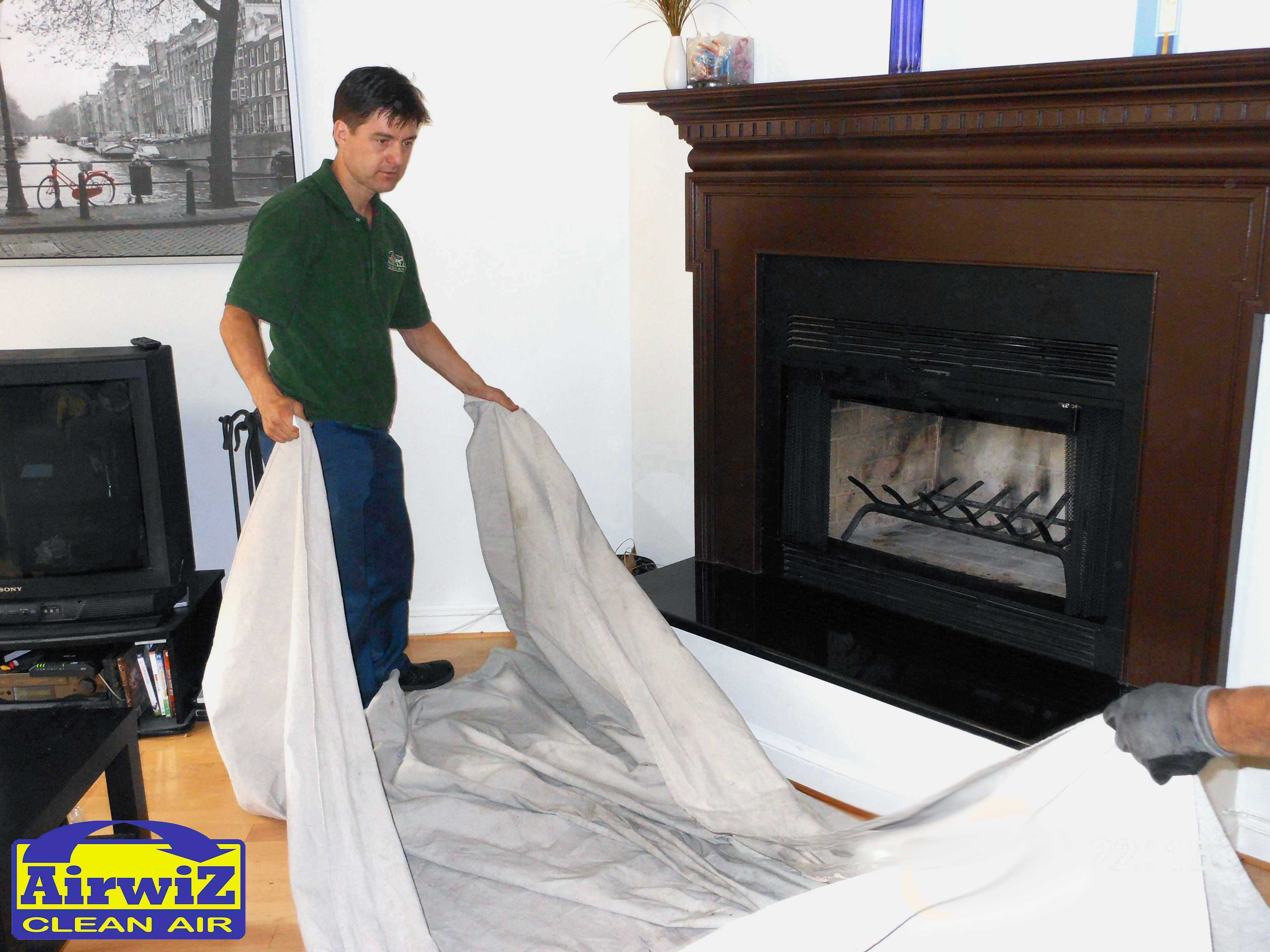Airwiz Videocam Duct Cleaning Germantown Md 20876