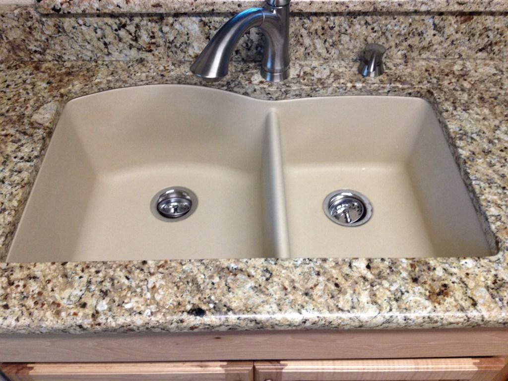 Cream Granite Sink : Fox Granite Austin, TX 78704 Angies List