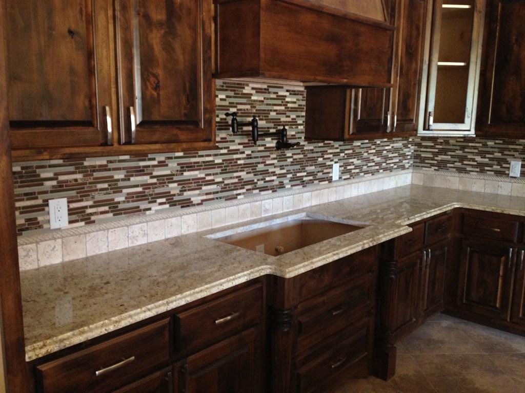Brick Backsplashes For Kitchens Fox Granite Austin Tx 78704 Angies List