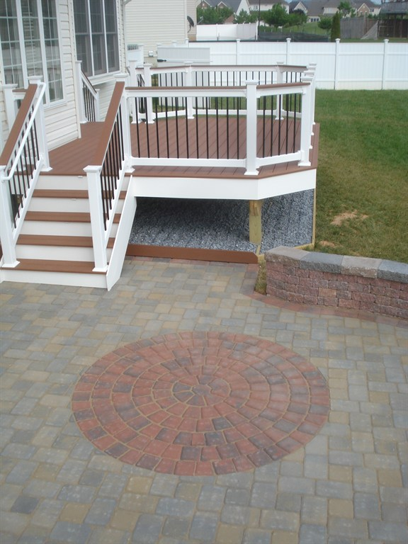 American deck patio bethesda md 20817 angie 39 s list for Evergrain decking reviews