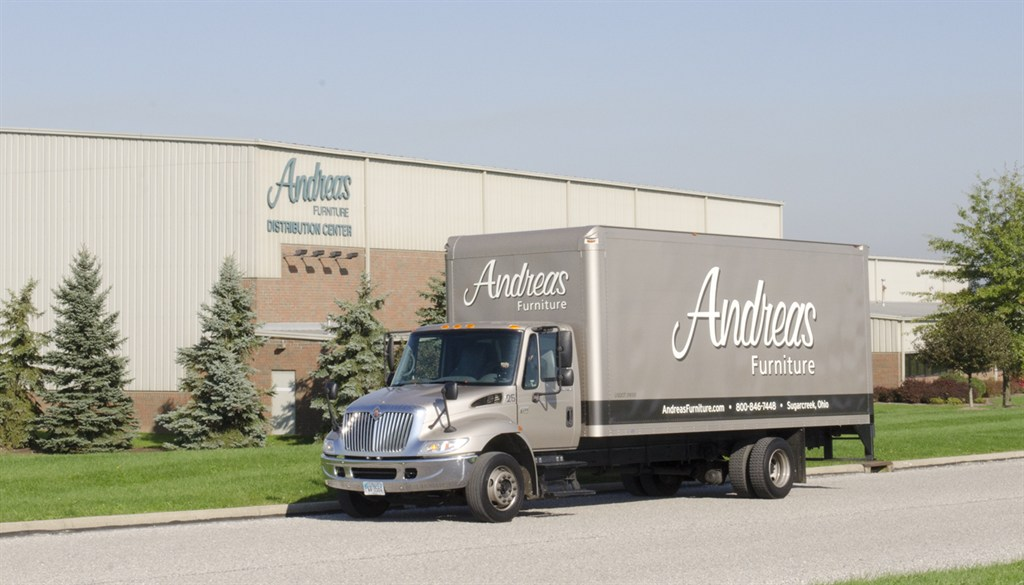 Andreas Furniture Co.Amish Country Dining. Scenery, Crafts, Quilts And  Furniture,