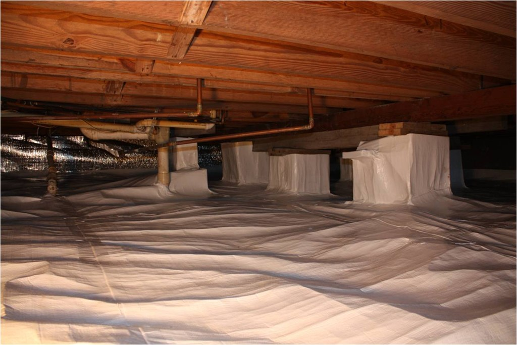 Harrison Twp Crawl Space - After