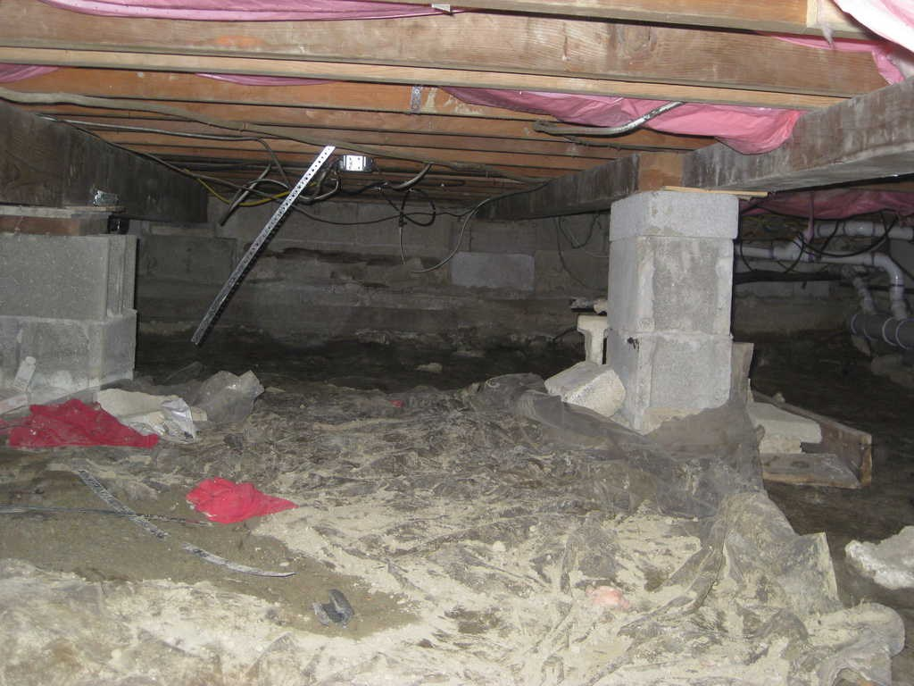 Foundation systems of michigan livonia mi 48150 Basement blanket insulation