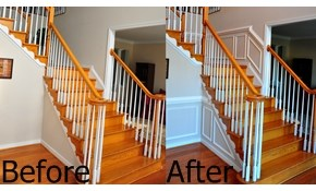 20% off Chair Rail, Crown Mold and Wainscoting...