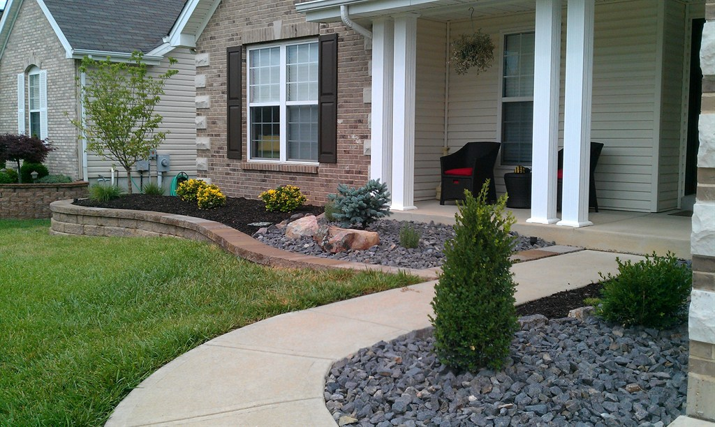 Elegant Landscaping Pictures : Action landscaping inc imperial mo angies list