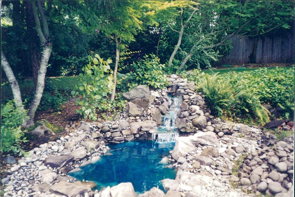 Big Boy Waterfalls Koi Ponds Beaverton Or 97006 Angies List