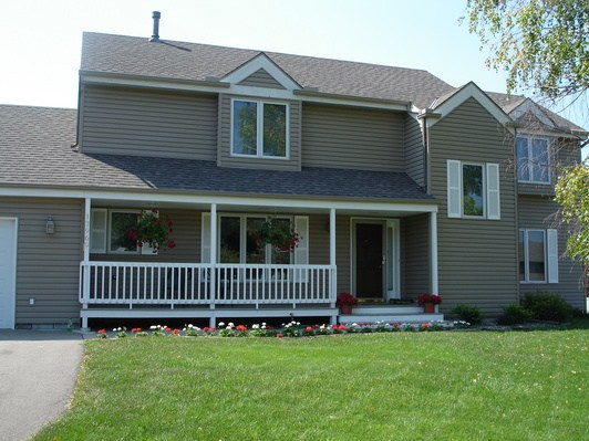 Complete Roof, Siding and Gutter Replacement