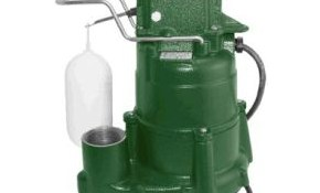Sump Pump for Less!
