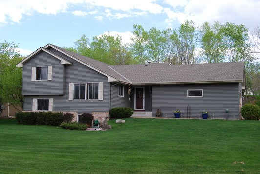 30 Year Architectural Shingle and New Steel Siding