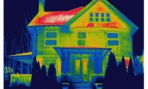 $55 for a 10-point Home Energy Assessment with Infrared Imaging and Blower Door Testing