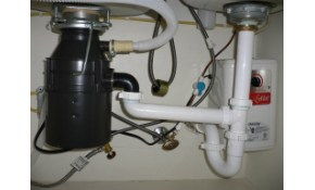 Only $129 for Installation of Garbage Disposal