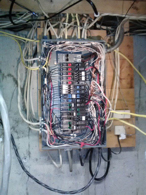 A Christian Electrician Electrical Services Llc
