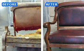 $99 for $200 Worth of Furniture Restoration,...