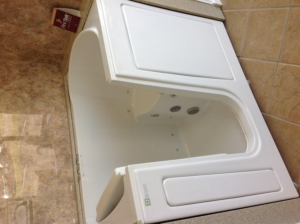 Walk in bath tub for Bathroom remodel jackson tn