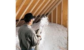 $1,100 for 1,000 sq. ft. of Blown-in Insulation!