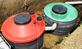 $190 for a Septic Tank Pumping