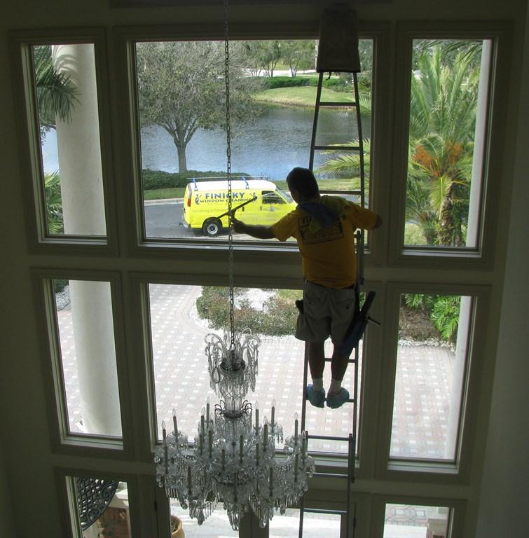 Finicky Window Cleaning Inc. - Dunedin, FL 34698 - Angies List