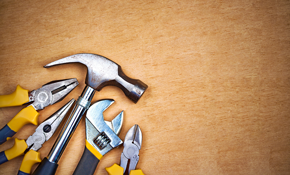 $99 for Two Hours of Handyman Services (Multiple...