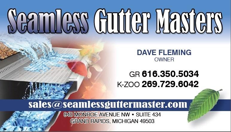 Seamless Gutter Masters Llc Grand Rapids Mi 49503