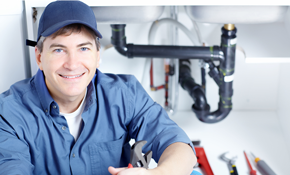 $89 for a Comprehensive Plumbing and Water-Heater...