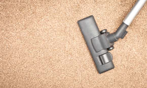 $259 for Carpet Cleaning for Four Areas Plus...