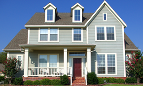 $1,399 Exterior House Painting Package--Secure...