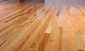 $150 for $200 Credit Toward a New Hardwood...