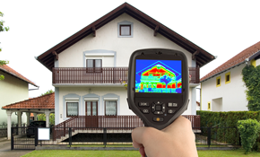 $39 Thermal-Imaging of Windows, Doors, Attic...