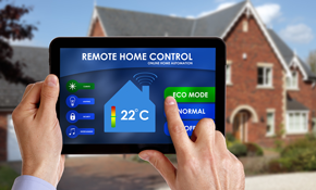 $299 Wi-Fi Thermostat with Mobile Control...