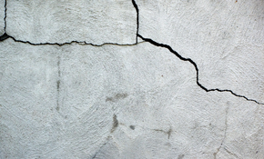 $300 for Basement or Crawlspace Crack Repairs