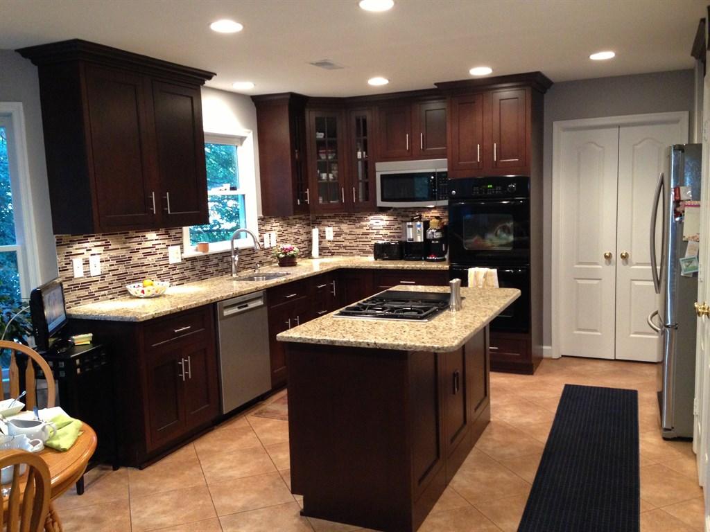 Affordable Bathroom Remodel Ideas Image Flooring Kitchen Amp Bath Oakton Va 22124 Angies List