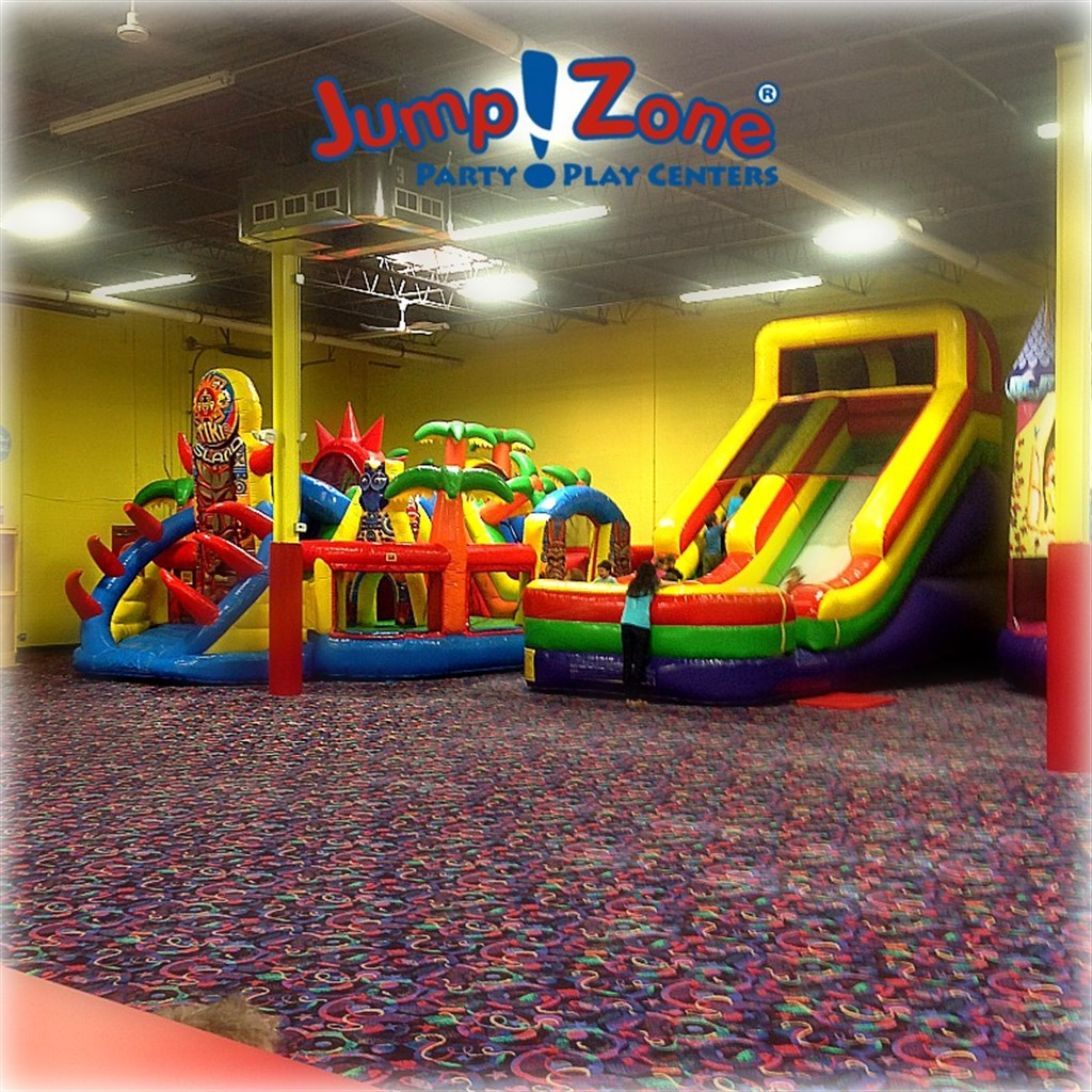 Jump Zone Schaumburg IL on Us Map With Time Zone