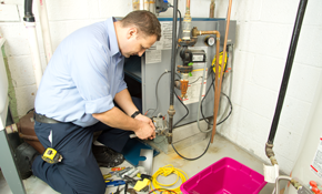 $65 for a Heating, Cooling or Plumbing Service...