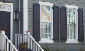 $149 for Exterior Shutter Painting
