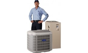 $69 for a Central A/C Inspection, Cleaning...